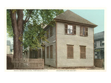 Daniel Webster House, Portsmouth, New Hampshire Prints