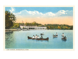Lake Harriet, Minneapolis, Minnesota Prints
