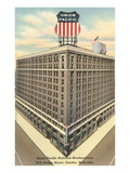 Union Pacific Headquarters, Omaha, Nebraska Poster