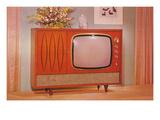Console TV, Retro Posters