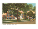 Central High School, Lansing, Michigan Prints