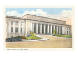 Union Depot, St. Paul, Minnesota Prints