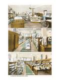 Views of Lyman's Department Store, Rochester, Minnesota Prints