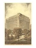 Hotel Kahler, Rochester, Minnesota Posters