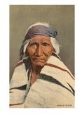 Navajo Elder Prints