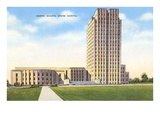 State Capitol, Bismarck, North Dakota Print