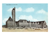 Union Station, St. Louis, Missouri Poster