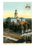 State Capitol, Jefferson City, Missouri Posters