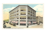 Bon Marche Department Store, Asheville, North Carolina Prints