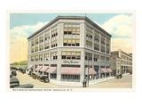 Bon Marche Department Store, Asheville, North Carolina Posters