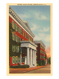 Salem College, Winston-Salem, North Carolina Prints
