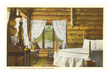Old Faithful Inn, Yellowstone Par, Montana Art
