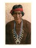 Navajo Medicine Man Prints