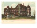 Kenilworth Inn, Asheville, North Carolina Poster