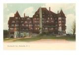 Kenilworth Inn, Asheville, North Carolina Poster