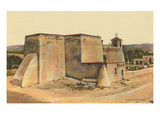 Ranchos de Taos Church, New Mexico Print