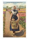 Tulip Time, Holland, Michigan Posters