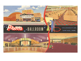 Prom Ballroom, St. Paul, Minnesota Art