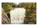 Minnehaha Falls, Minneapolis, Minnesota Art