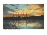 Harbor, Petoskey, Michigan Print