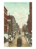Main Street, Kansas City, Missouri Prints