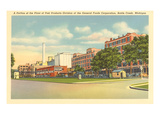 Post Products Plant, Battle Creek, Michigan Posters