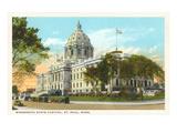 State Capitol, St. Paul, Minnesota Print