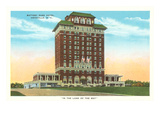 Battery Park Hotel, Asheville, North Carolina Prints