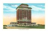 Battery Park Hotel, Asheville, North Carolina Posters