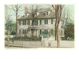 Governor Langdon House, Portsmouth, New Hampshire Print
