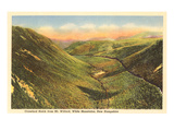 Crawford Notch, White Mountains, New Hampshire Prints