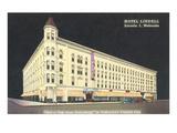 Hotel Lindell, Lincoln, Nebraska Posters