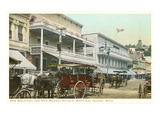 Hotels, Mackinac Island, Michigan Posters