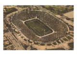 University Stadium, Ann Arbor, Michigan Poster