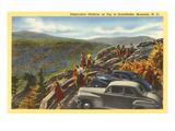 Grandfather Mountain, North Carolina Posters