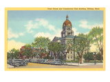 Courthouse, Billings, Montana Prints