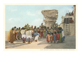 Hopi Basket Dance, Oraibi Prints