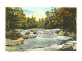 Jackson Falls, Jackson, New Hampshire Posters