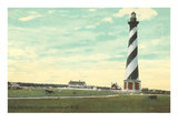 Cape Hatteras Lighthouse, North Carolina Kunst