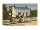 Henry Ford Birthplace, Dearborn, Michigan Prints