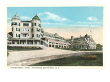 Waumbek Hotel, Jefferson, New Hampshire Prints