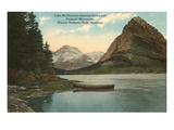 Lake McDermott, Glacier National Park, Montana Posters