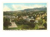 Bishop's Lodge, Santa Fe, New Mexico Poster