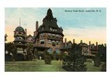Battery Park Hotel, Asheville, North Carolina Prints
