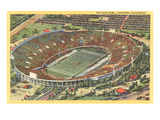 Rose Bowl, Pasadena, California Prints