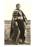 Navajo Woman Prints