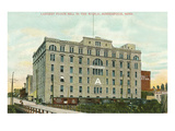 Largest Flour Mill, Minneapolis, Minnesota Prints