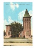 Presbyterian Church, Sault Ste. Marie, Michigan Prints