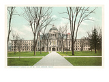 University Hall, Ann Arbor, Michigan Prints