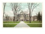 University Hall, Ann Arbor, Michigan Prints